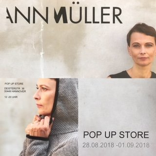 Pop Up Store in Hannover Linden - Ann Müller Mode